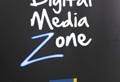 at the Digital Media Zone in Toronto, May 27, 2011.