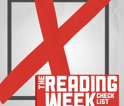 Reading Week Checklist: The Toronto Reference Library
