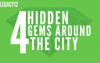 4 Hidden Gems of the City!