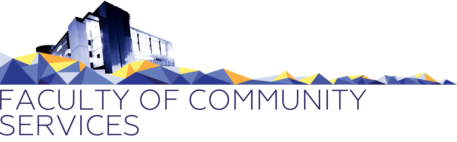 Faculty of Communication and Design Banner