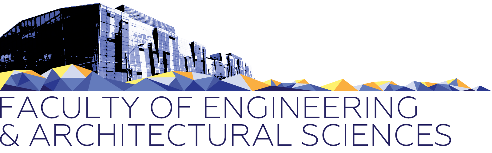 Faculty of Engineering and Architectural Sciences Banner
