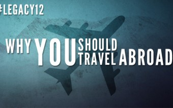Why YOU Should Travel Abroad