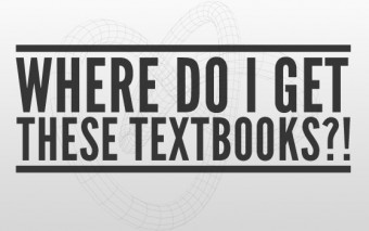 Where Do I Get These Textbooks?!
