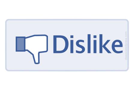 my dislikes