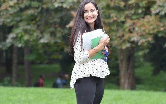 Momina Ishfaq: Making the most of student life