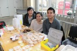 typhoon relief bake sale