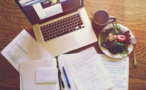 study snacks