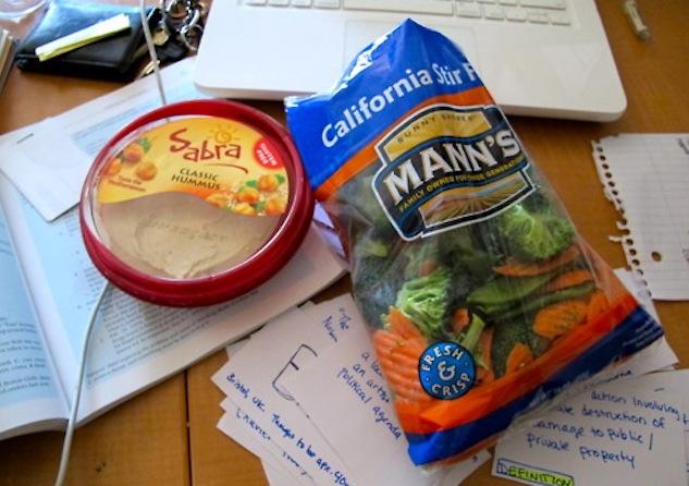 study snack