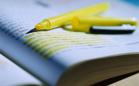 Highlighting Readings