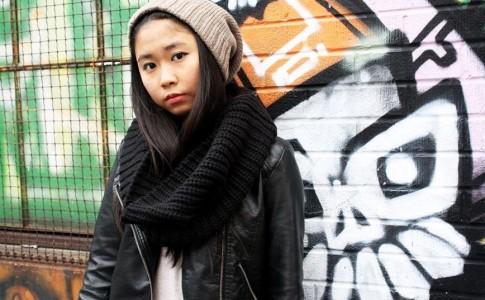 Natasha Gan on Queen Street West
