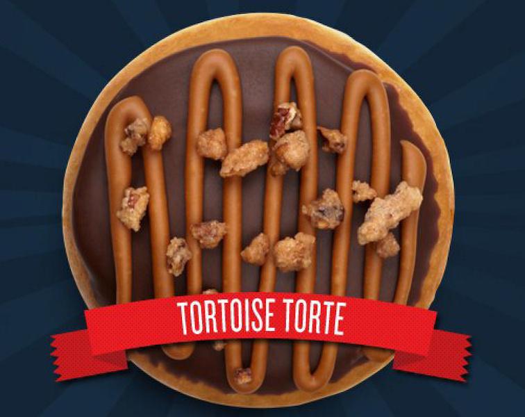 The Tortoise Torte