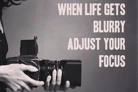 Adjust your focus 2014