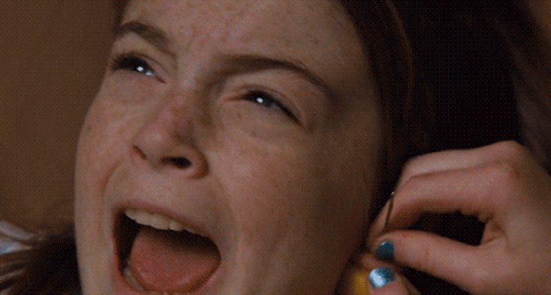 Parent Trap Ear Piercing