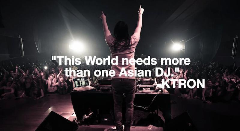 KTRON  ASIAN DJ