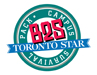 Toronto Star Logo with link to website