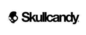 Skullcandy icon with link to website