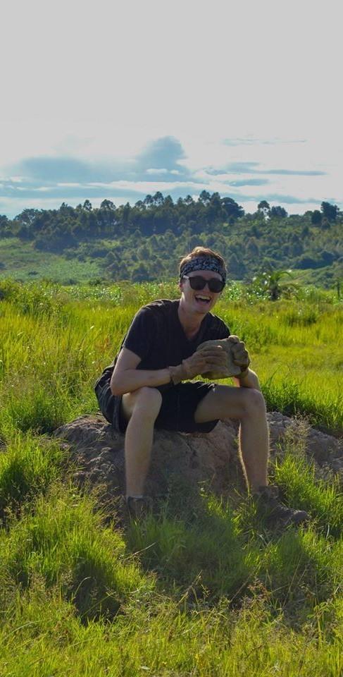 Cameron in Ghana