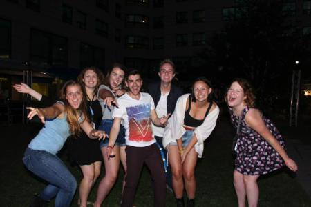 We like to have fun – with Braelyn, Sawyer, Kayla, Colin, Sydney & Emma!