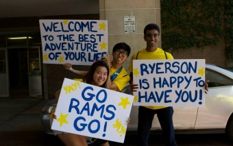 #OnlyatRyerson: Five Things Exclusive to the Ryerson Experience