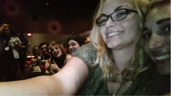 Pit 6 at The Maze Runner! Shout out goes to Leah for taking this awesome pic ;)