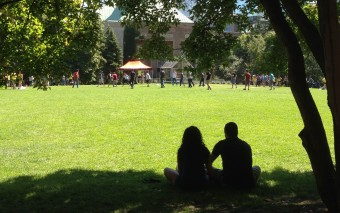 Campus Date Ideas