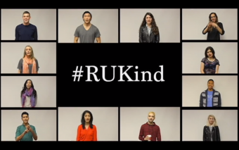 """#RUKind: What does """"kindness"""" mean to You?"""