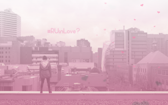#RUinLove? Share What You Love This Valentine's Day