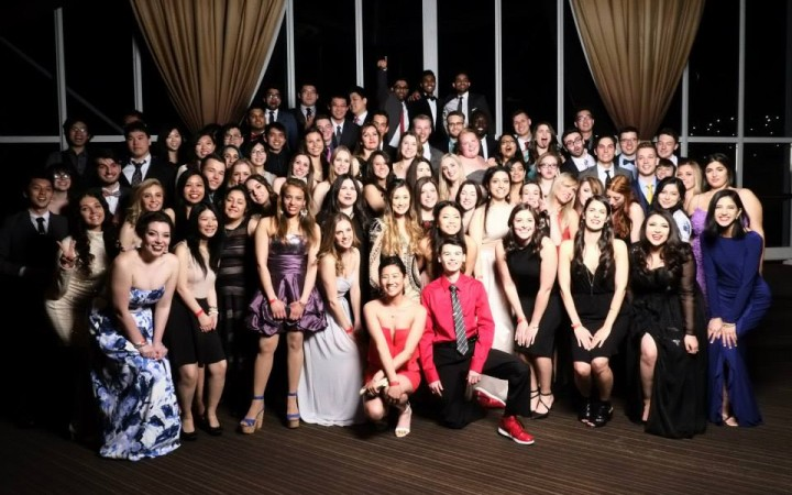 GCM Class of 2015. Great group of people to spend the past four years with!
