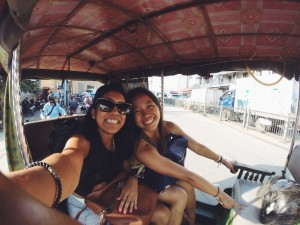 Tuk Tuk rides are our new favourite!