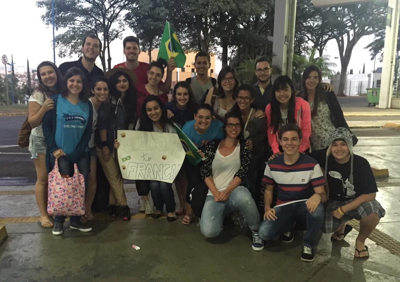 RU Abroad Zahra Brazil 5