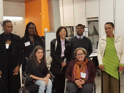 voices of experience - disability