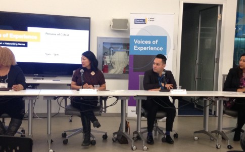 Voices of experience POC