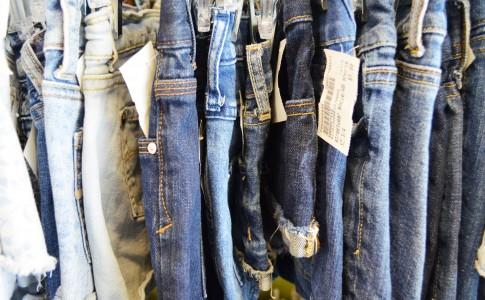 Jeans Closeup plato's closet