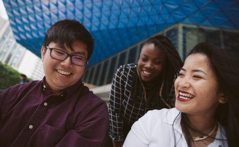 3  Students Laughing (1)