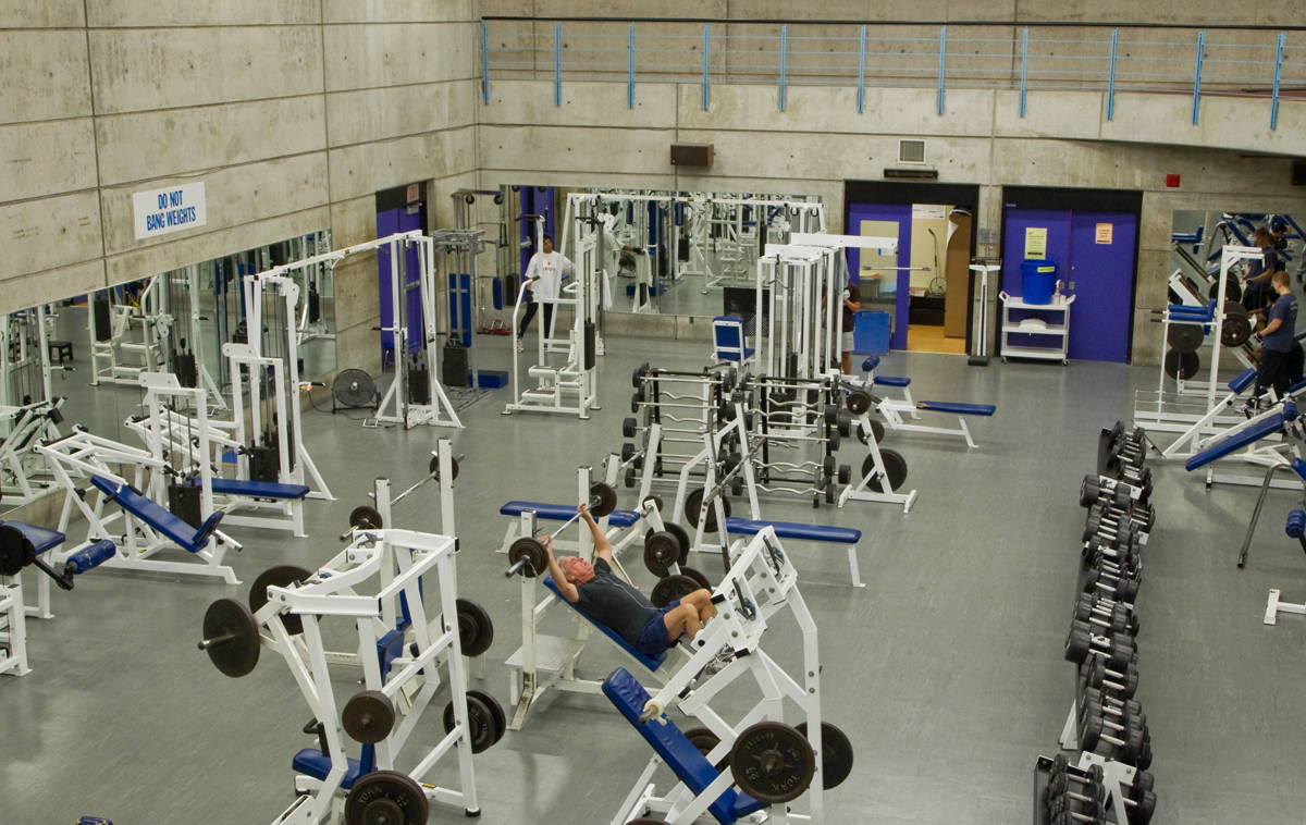 Ryerson Athletic Centre Gym