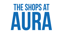 The Shops at Aura icon with link to website