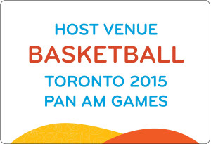 Ryerson is a host venue for Basketball in the Toronto 2015 Pan Am Games