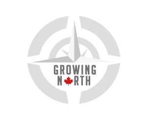 Growing North project logo