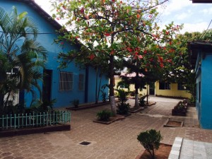 photo of El Hogar school in Honduras