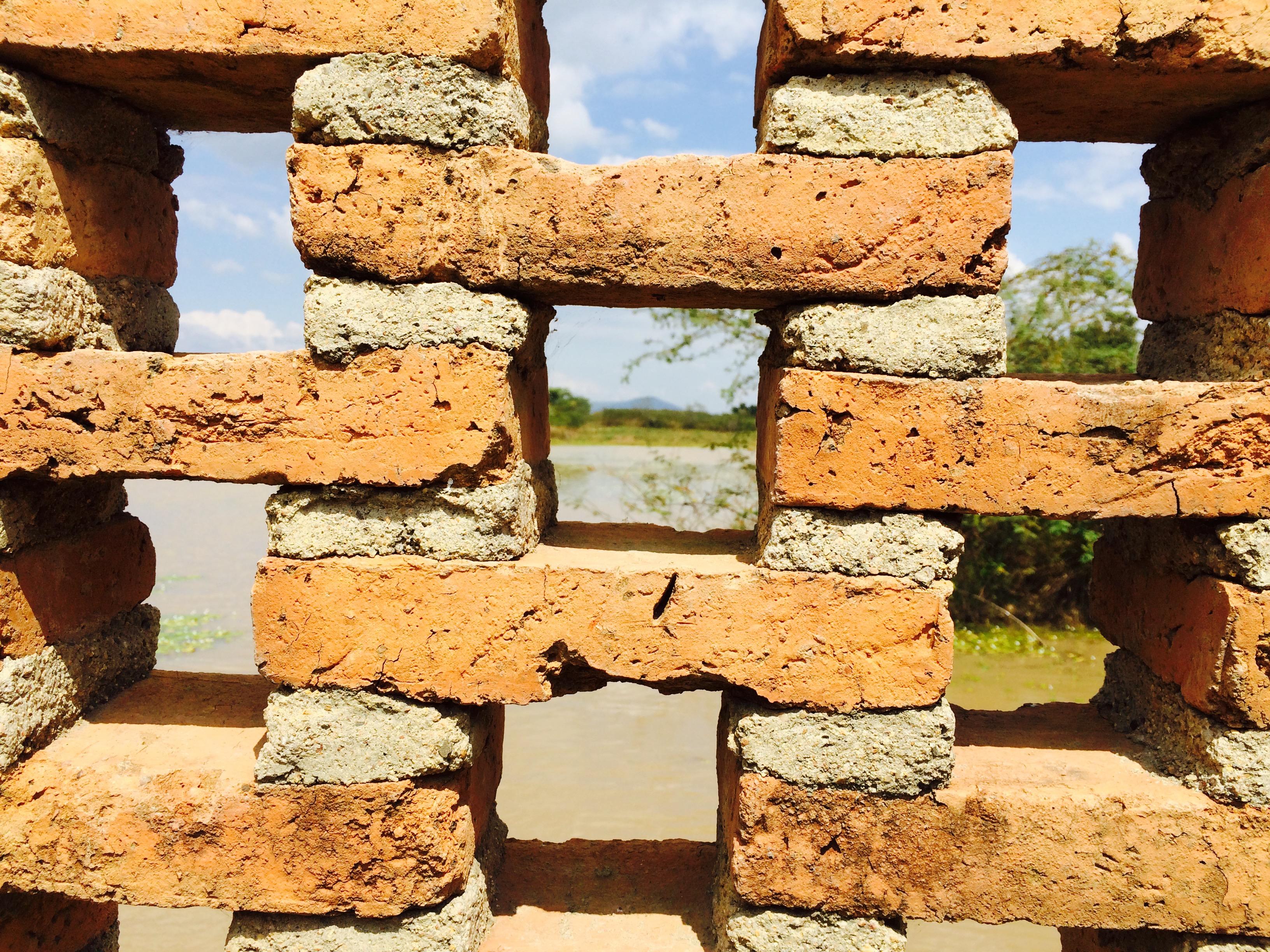 Image of Bricks on Farm