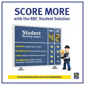 Score More with the RBC Student Solution