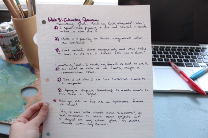 Notes on Robyn's paper for her Week Three exercise