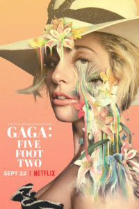 poster for Lady Gaga's Documentary: Gaga: Five Foot Two