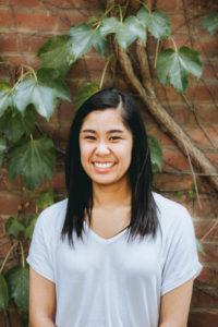 Portrait of Jasmine De Leon as a RU Student Life team member