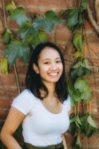 Portrait of Raizel Harjosubroto as a RU Student Life team member